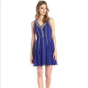 Greylin Cobalt Blue Dress